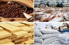 Sept produits agricoles, sylvicoles et aquacoles rapportent des milliards de dollars