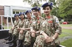 Des Vietnamiennes qui œuvrent pour la paix au Soudan du Sud