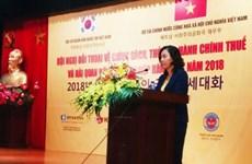 Lever les obstacles en termes de fiscalité pour les entreprises sud-coréennes