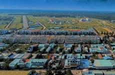 Inauguration d'une usine de fibre de pneu en polyester à Binh Duong