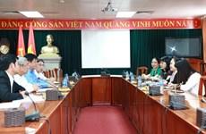 Renforcement de la coopération syndicale Vietnam-Laos