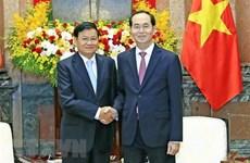 Le Laos déclare un deuil national en mémoire du président Tran Dai Quang  