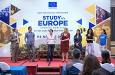 Salon d'études en Europe 2018: l'Europe, c'est parti!