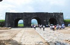 Aide américaine de 92.500 dollars pour la conservation de la citadelle des Hô