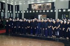 Des images émotionnelles à la cérémonie commémorative du président Tran Dai Quang