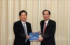 HCM-Ville intensifie sa coopération touristique avec l'association NEAR