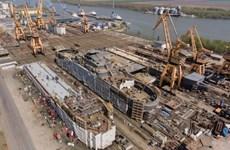 Le chantier naval roumain de Vard Braila recrute 130 ouvriers vietnamiens