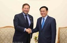 Le Royaume-Uni soutiendra les projets de ville intelligente au Vietnam