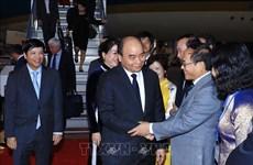 Les médias japonais publient une interview du Premier ministre vietnamien