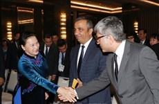 La présidente de l'AN du Vietnam au Forum d'affaires et d'investissement Turquie-Vietnam