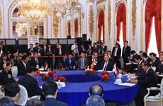 Le Premier ministre Nguyen Xuan Phuc s'adresse au 10ème sommet Mékong-Japon