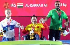 Asian Para Games 2018: deuxième journée de compétition très réussie pour le Vietnam