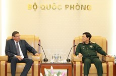 Le premier dialogue sur la politique de défense Vietnam-Israël