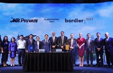 MB signe un accord de coopération stratégique avec Bordier & Cie