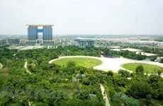 Binh Duong: projet d'édification d'une ville intelligente