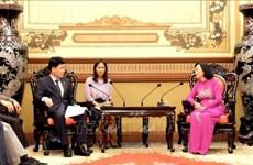 Ho Chi Minh-Ville et la province sud-coréenne de Gyeonggi promeuvent leur collaboration