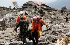 Les dirigeants de l'ONU et de la BM visitent une localité indonésienne touchée par le séisme