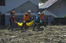 Séisme et tsunami : la Banque mondiale octroie un prêt d'un Md $ à l'Indonésie
