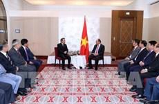 Le Premier ministre fait grand cas de la solidarité entre les Vietnamiens en Europe