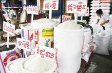Cambodge : baisse des exportations de riz en neuf mois