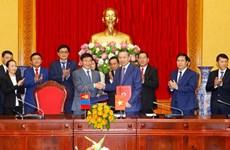 Le Vietnam et la Mongolie vont renforcer leur coopération dans la lutte contre la criminalité