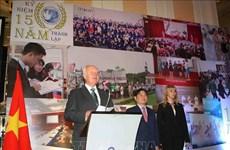 Promotion de la coopération scientifique, des échanges culturels Vietnam-Russie