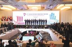 ADMM : Vietnam souligne la solidarité et le rôle central de l'ASEAN