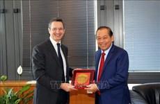 Renforcement de la coopération judiciaire Vietnam - Italie