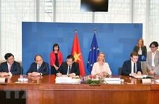Sylviculture : Vietnam et Union européenne signent le VPA/FLEGT