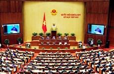 L'Assemblée nationale examinera et tranchera plusieurs questions importantes