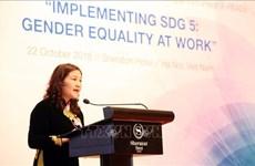 Dialogue ASEAN-UE sur l'égalité des sexes, l'autonomisation des femmes et filles