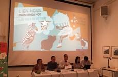 Le 8e Festival du film scientifique au menu des collégiens vietnamiens