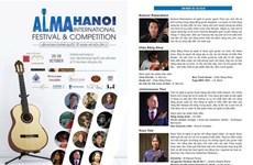 Festival international de guitare Alma Hanoï