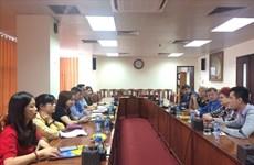 Une délégation syndicale de l'industrie chimique, minérale et pétrolière de Biélorussie au Vietnam