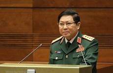 Le ministre de la Défense Ngo Xuan Lich participe au forum Xiang Shan à Pékin