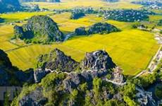 Ninh Binh accueille plus de 6 millions de touristes en neuf mois