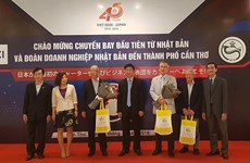 Les entreprises japonaises cherchent des opportunités d'investissement à Cân Tho