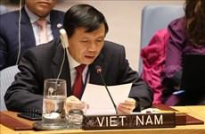 Le Vietnam soutient la promotion et la garantie des droits de l'Homme