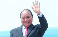 Le PM participe à la première Foire internationale des importations de Chine
