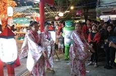 Clôture du 4e Festival Vietnam-Japon à Can Tho
