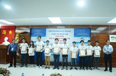 Lancement du 11e concours national de sécurité de l'information