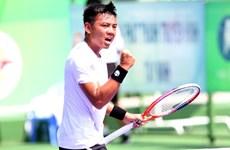 La star du tennis vietnamien progresse dans le classement ATP