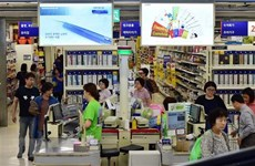 Augmentation de 4,7% des exportations de la R. de Corée vers l'ASEAN en 10 mois
