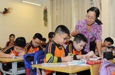 Affection des enseignants destinée aux élèves malvoyants