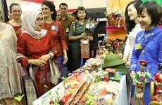 Le Vietnam participe à la foire de charité Bazaar en Indonésie