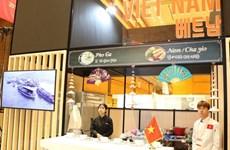 Le pho ga et le nem ran du Vietnam présentés en République de Corée