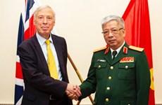 Dialogue sur la politique de défense Vietnam-Royaume-Uni