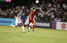 AFF Suzuki Cup : la victoire du Vietnam contre les Philippines couverte par les médiaux étrangers