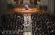 Décès de l'ex-président américain George H.W. Bush : Message de condoléances du Vietnam