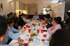 Des Vietnamiens en Australie veulent introduire des technologies avancées au Vietnam